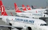 پروازهای هفتگی      پس از وقفه ۶ ماهه پروازهای هواپیمایی ترکیه به تهران از سر گرفته شد.