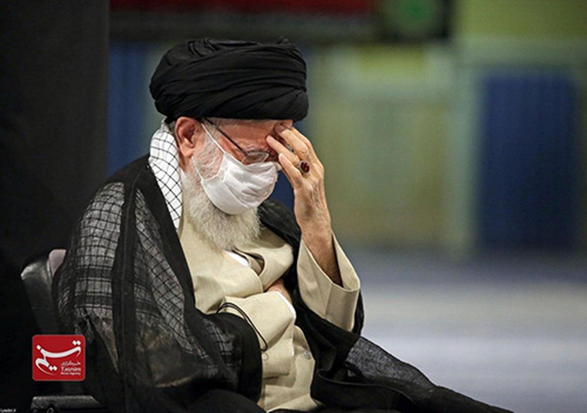 مراسم عزاداری امام سجاد(ع) در بیت رهبری+ عکس