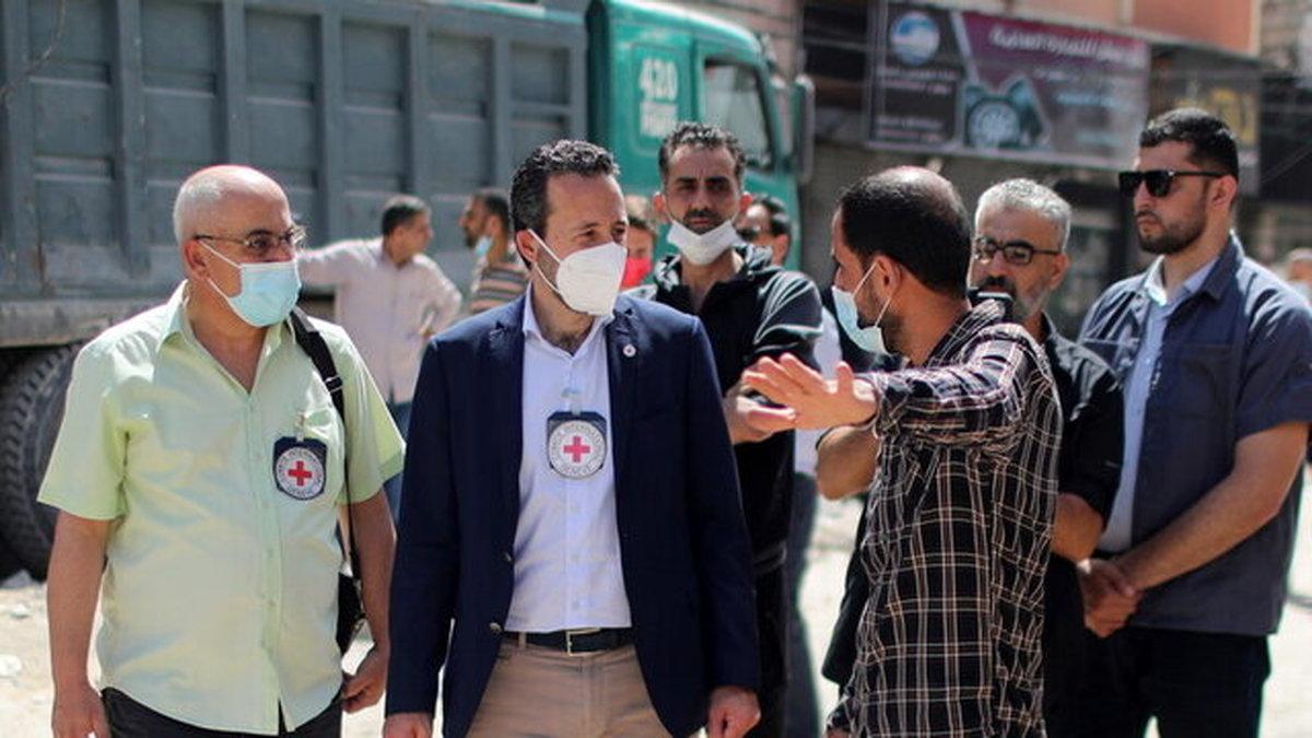 آمادگی صلیب سرخ جهانی برای میانجیگری میان حماس و رژیم صهیونیستی