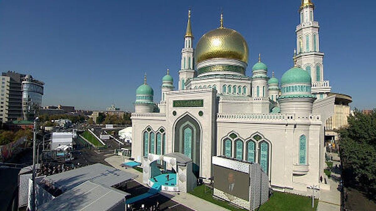 برگزاری نماز عید قربان در مسکو بدون حضور مردم