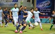 صعود گلگهر به نیمه نهایی جام حذفی فوتبال| منصوریان باز هم از پس قلعهنویی برنیامد