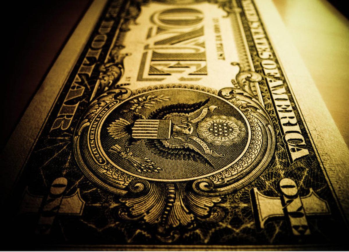صعود دلار به قله چهارهفته ای در معاملات خارجی