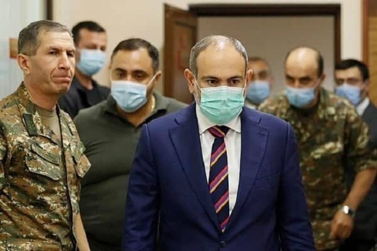 نخستوزیر ارمنستان  قصد دارد از مقام خود کنارهگیری کند
