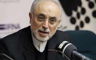صالحی: سیستم برق اضطراری سایت نطنز امروز راهاندازی شد
