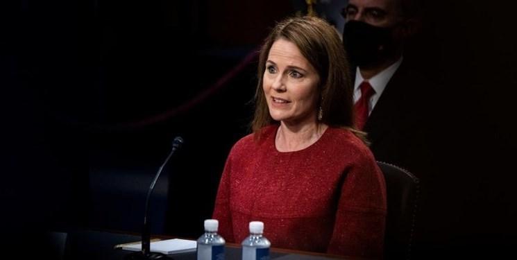 کمیته قضایی سنا  |   تأیید گزینه پیشنهادی ترامپ برای دیوان عالی