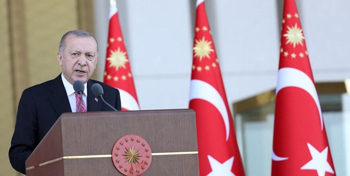 اردوغان: اروپا باید در قبال مهاجران افغانستانی مسئولیت بپذیرد