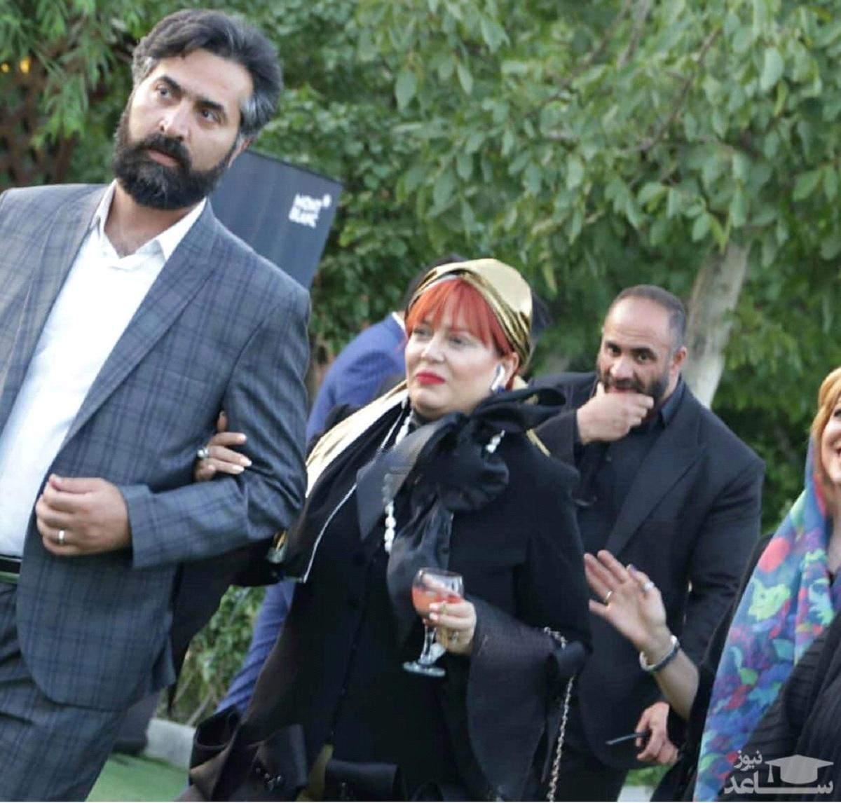 عاشقانه های بهاره رهنما و همسر دومش + عکس