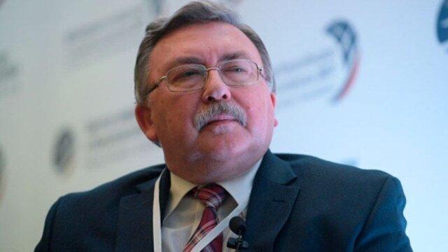 برجام  | اظهارات نماینده روسیه در پی نامه ظریف