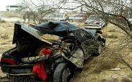 واژگونی پژو در جاده دهگلان به قروه یک کشته و پنج مصدوم برجا گذاشت