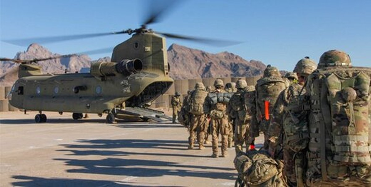 پنتاگون  |  رسما خروج نیروهای نظامی از افغانستان تأیید شد.