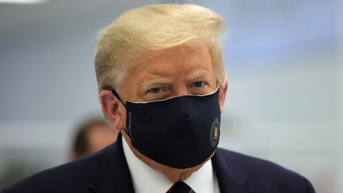 ترامپ به کاخ سفید بازگشت