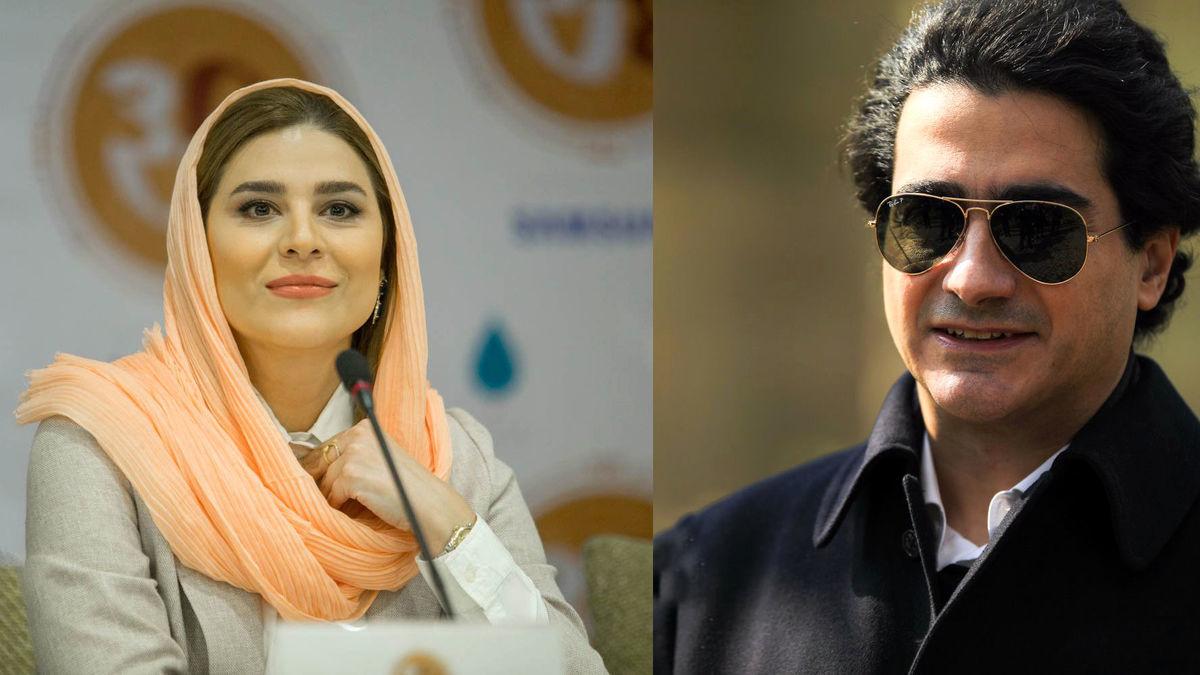 مراسم ازدواج سحر دولتشاهی و همایون شجریان علنی شد + تصاویر