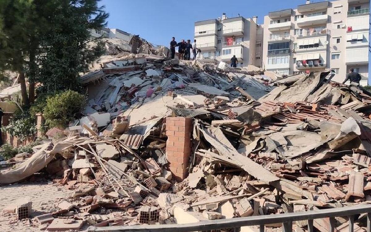 تبعات زلزله در فصل زمستان