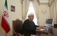 تبریک روحانی به منتخب مردم | حضور شما در انتخابات، لبیک باشکوهی به رهبر انقلاب بود