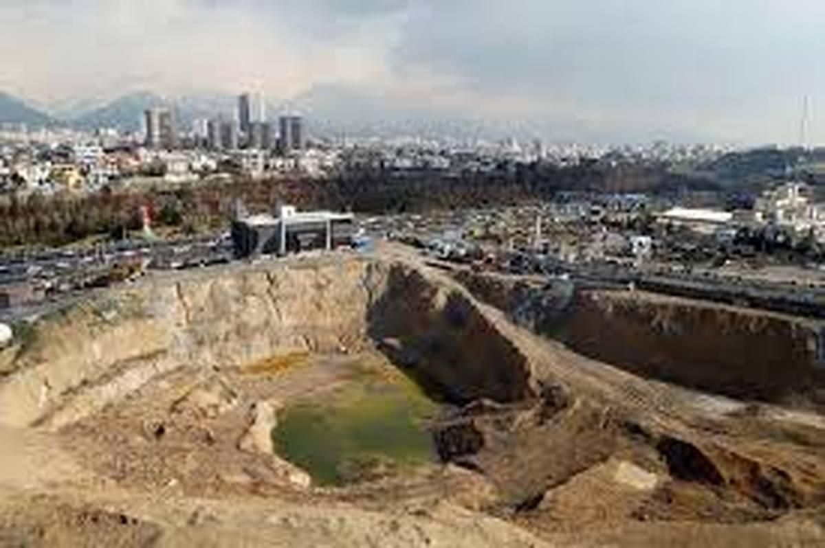 قراردگود برج میلاد  با بنیاد تعاون ناجا فسخ شد