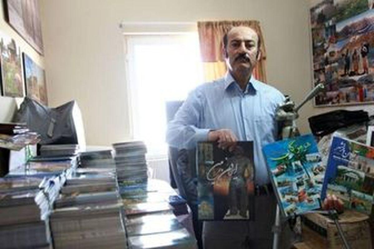 درگذشت عکاس معروف در اثر ابتلا به کرونا
