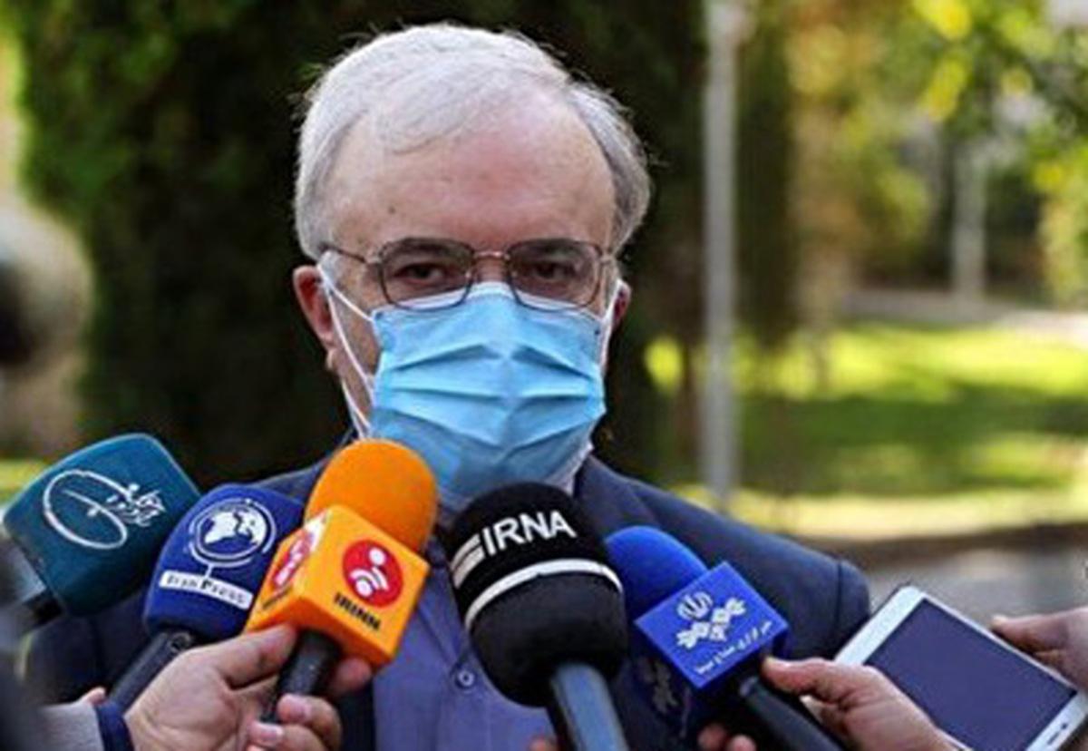 نمکی: پسرم آمده بگوید، خونمان سرخ تر از دیگران نیست| نمکی: همه ما فدای ملت ایران