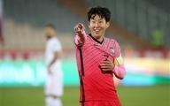 تست کرونای ستاره کره ای تاتنهام مثبت شد