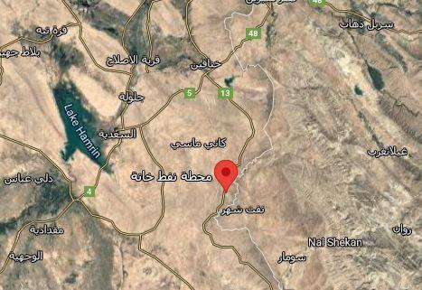 حشد الشعبی: حمله داعش نزدیک مرزهای ایران را خنثی کردیم