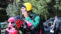 حادثه دلخراش در سالروز پلاسکو؛ مرگ جوان چترباز به دلیل باز نشدن چتر