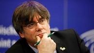 رهبر جدایی طلبان کاتالونیا از زندان ایتالیا آزاد شد