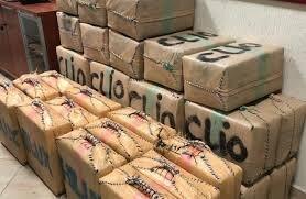 قاچاق  |  محموله یک تنی ماریجوآنا در سواحل مراکش توقیف شد.