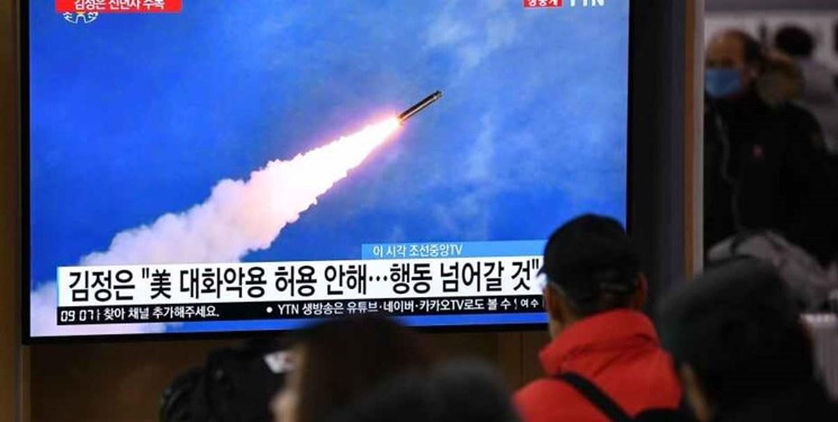 کره شمالی یک پرتابه ناشناس را به سمت دریای ژاپن شلیک کرد