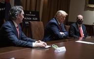دونالد ترامپ  ماسک داشتن را برای مقامات آمریکایی اختیاری کرده است.