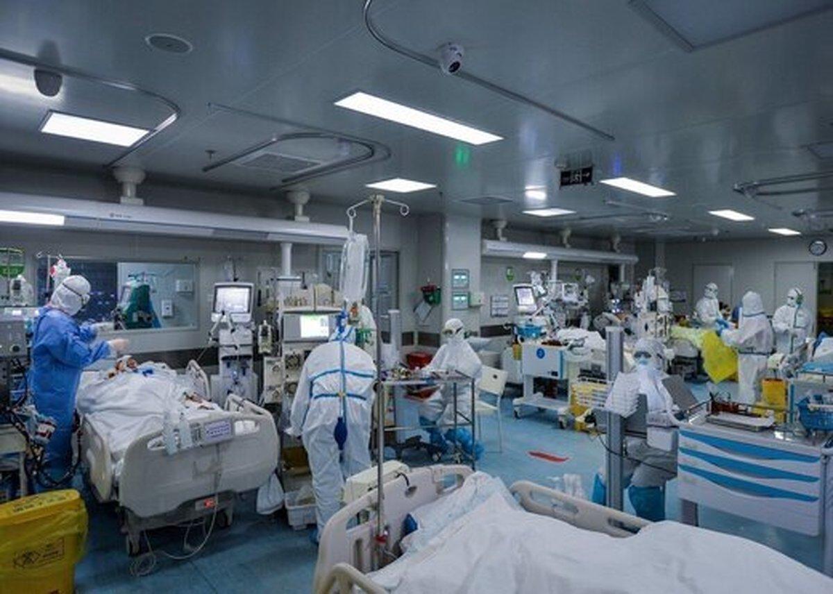 هشدار تکمیل ظرفیت بیمارستانهای اهواز | نیاز مبرم به تخت ICU