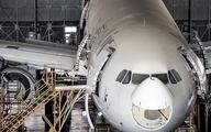 فرودگاه امام خمینی   |  هواپیمای باری ۷۴۷  به دلیل نقص فنی  فرود اضطراری کرد