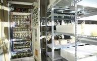 استخراج بیتکوین در کارخانه گچ +عکس