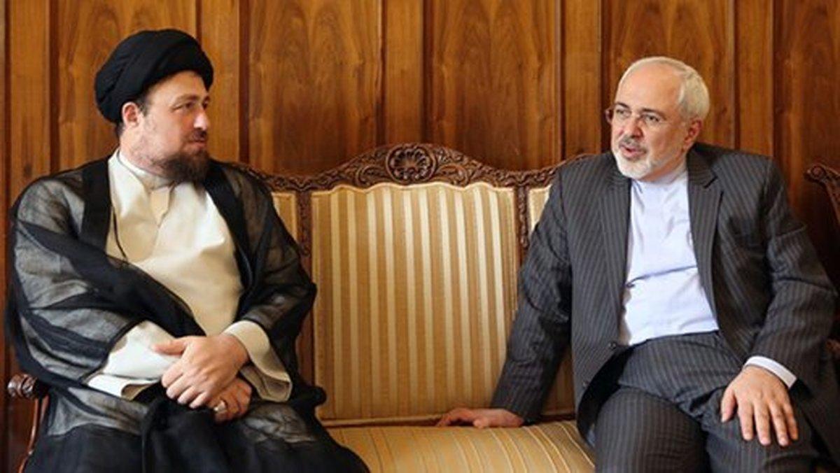 خبری علیه ظریف و سیدمحمد خاتمی در شبکههای اجتماعی