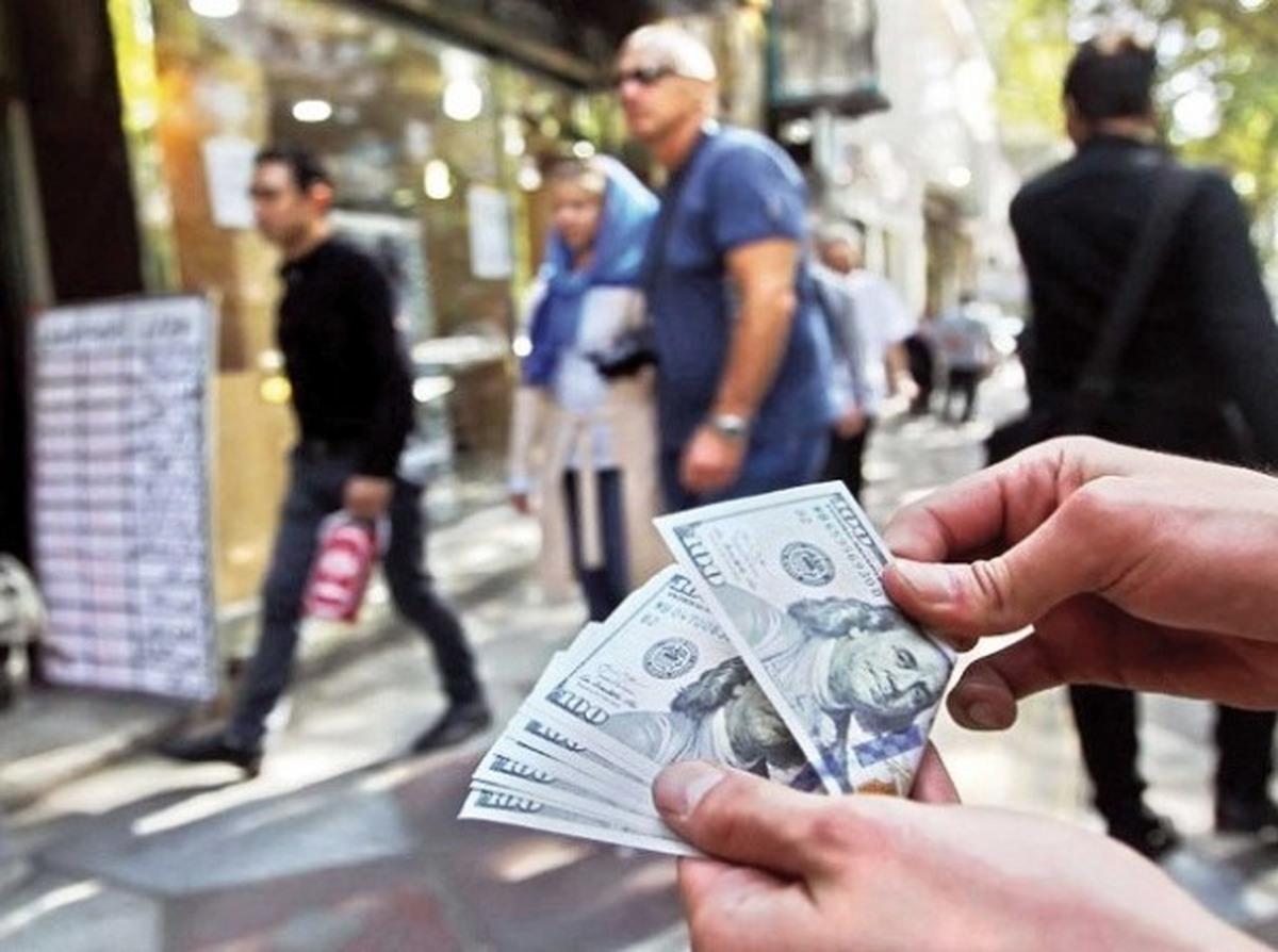 سقوط آزاد در بازار طلا و ارز      دلار به کانال ۲۴ هزار تومان بازگشت