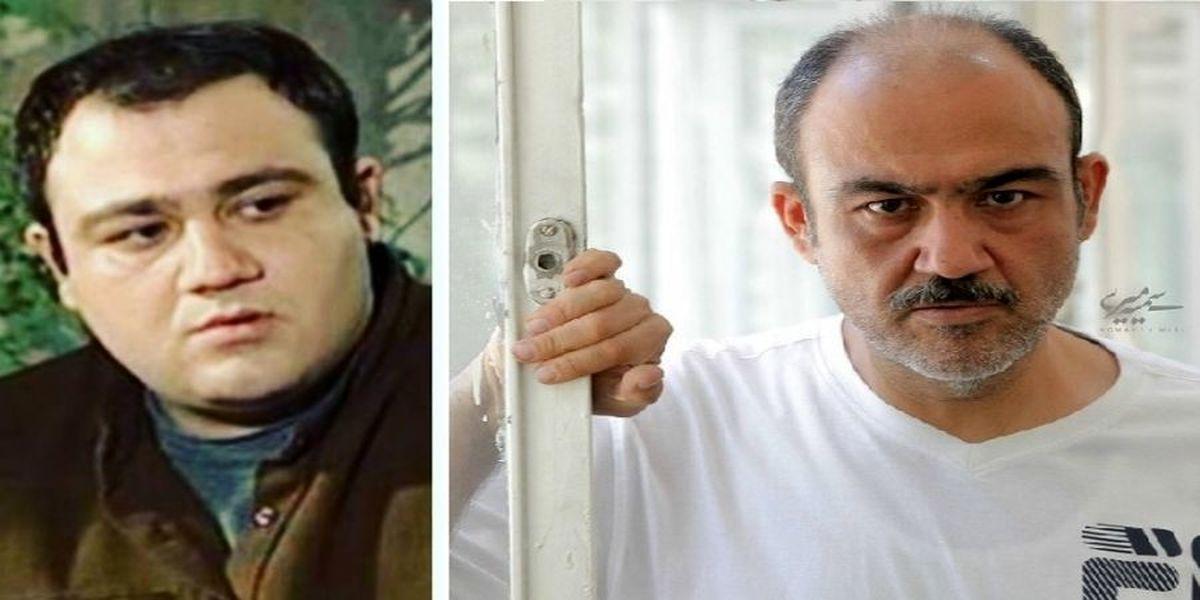 تغییرات در چهره بازیگران ایرانی درگذر زمان +تصاویر
