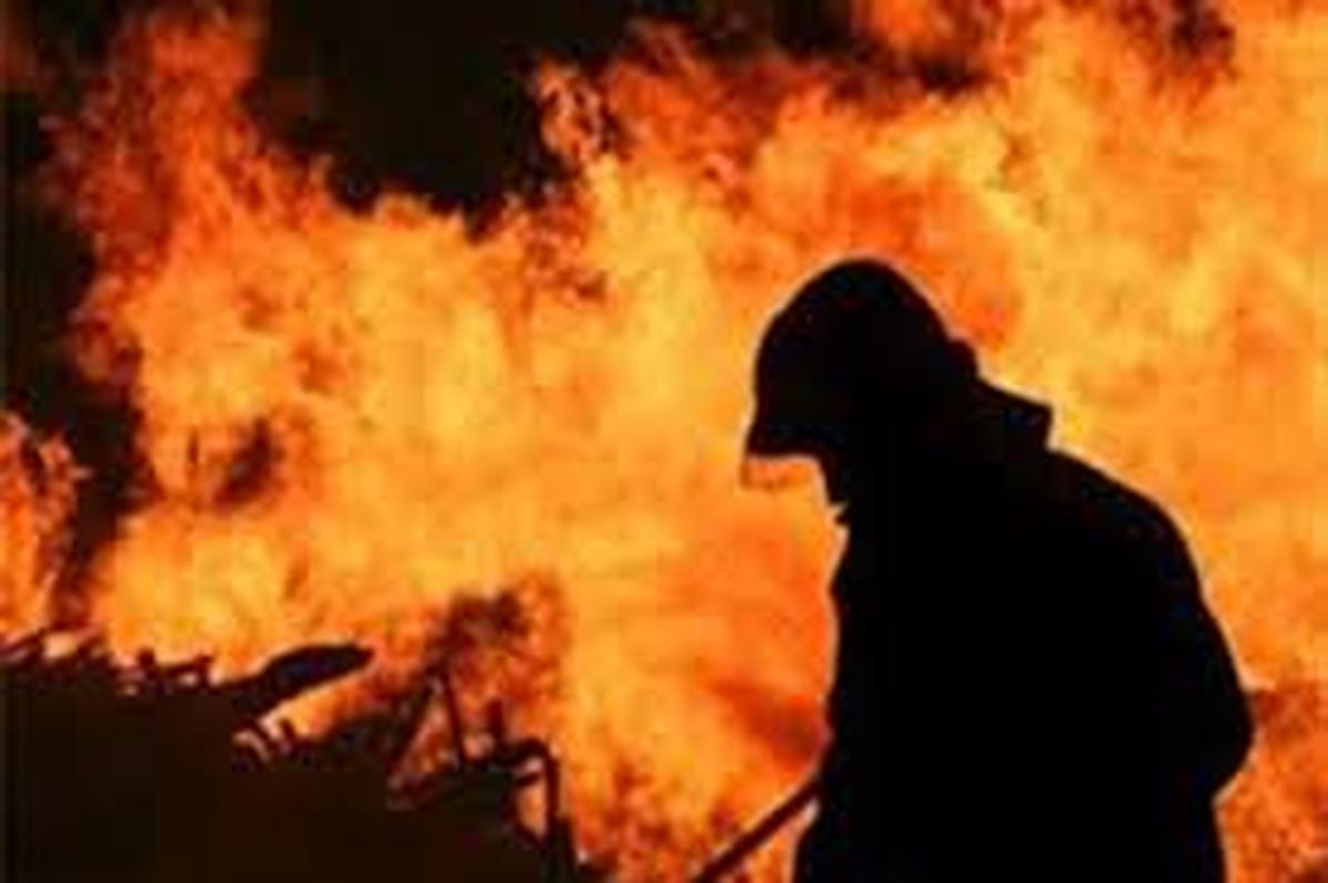بعد از اطفای حریق  تعداد مخازن آتش گرفته مشخص میشود