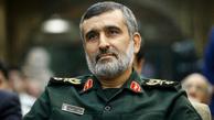 سردار حاجی زاده      ملت ایران از انتقام دست برنخواهد داشت