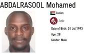 ورزشکار سودانی حاضر به رقابت با ورزشکار اسرائیل نشد