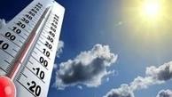 روند تدریجی کاهش دمای تهران