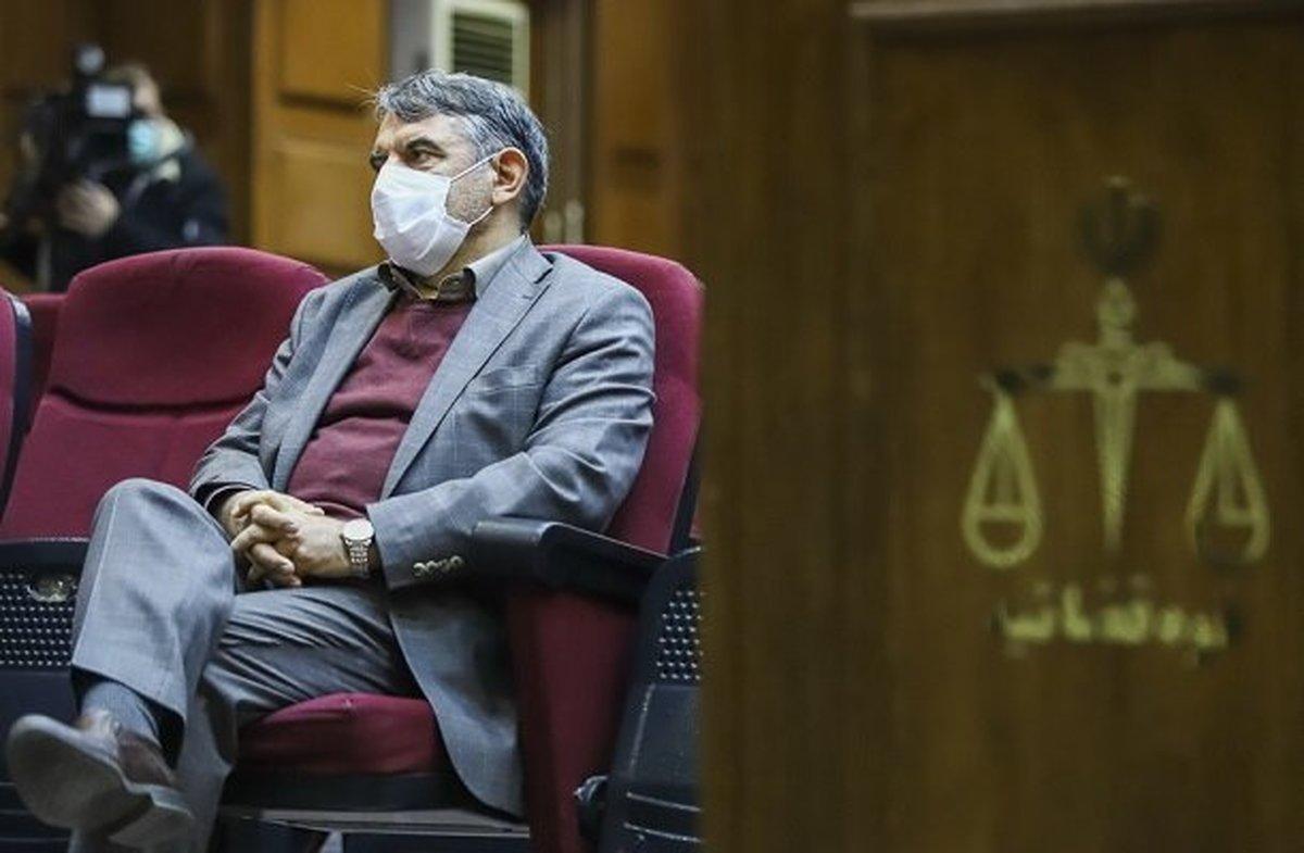 حکم برای آقای معاون | رسیدگی به اتهامات پوریحسینی پس از 12 جلسه به پایان رسید