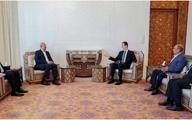 بشار اسد نقش مقاومت و ملت فلسطین را در نبرد شمشیر قدس ستود