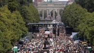 بیماری کرونا   تظاهرات هزاران نفر در آلمان علیه محدودیتهای کرونایی