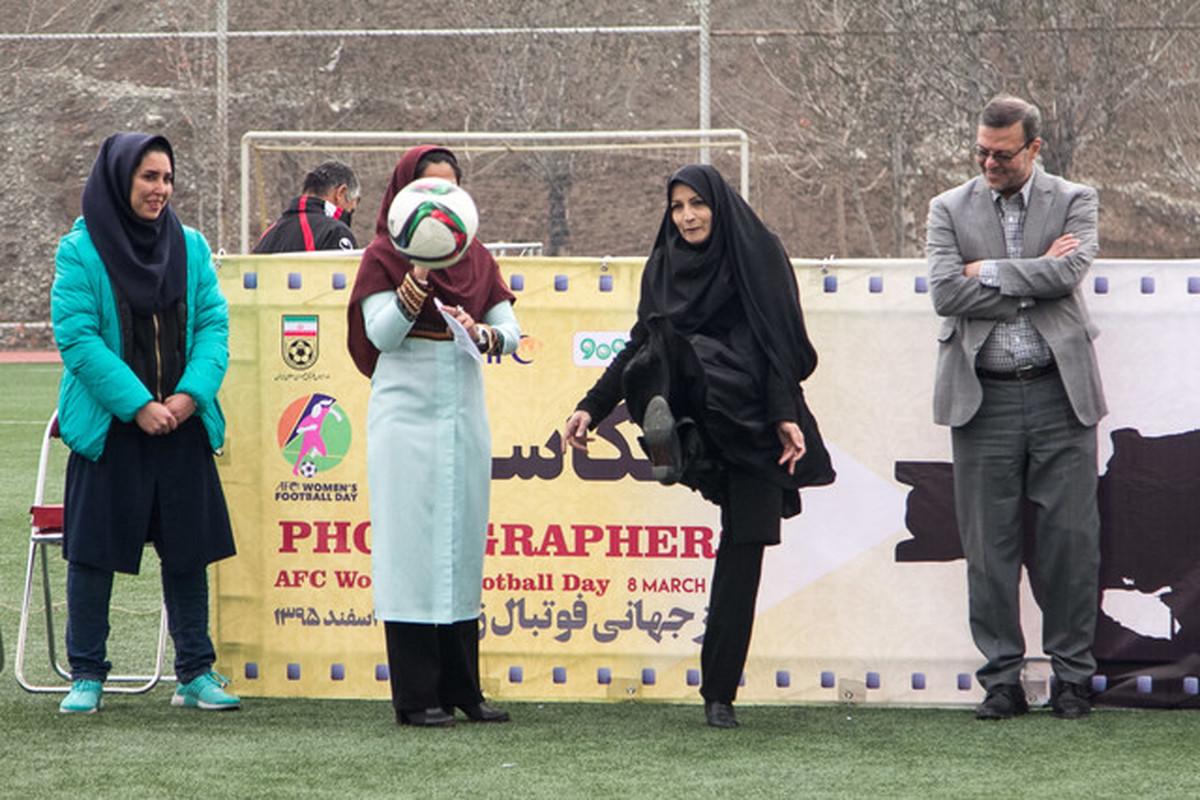 لیلا صوفیزاده؛ ویرانی فوتبال زنان با وعدههای پوچ!