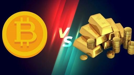طلا و بیت کوین تحت تاثیر  دلار  قرار گرفته اند