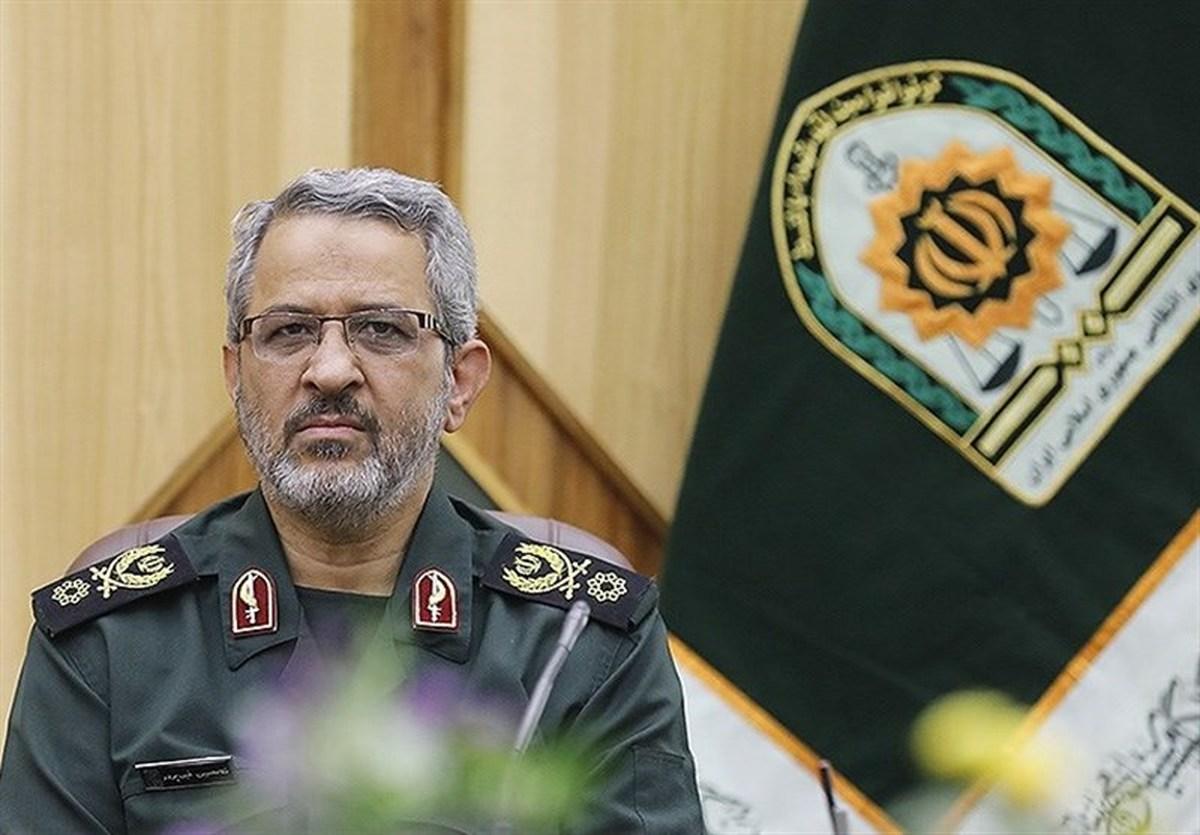 سردار غیب پرور   |    سپاه جدیتر از گذشته به مسائل مختلف امنیتی ورود کرده