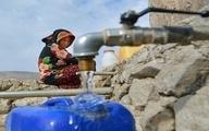 کردستان زیر تیغ بی آبی
