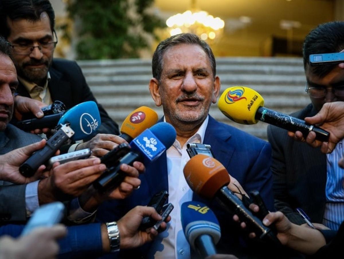 جهانگیری: شورای نگهبان پاسخی برای رد صلاحیت ها ندارد