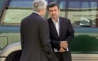 ضربه سنگین احمدی نژاد و سعید جلیلی به ایران
