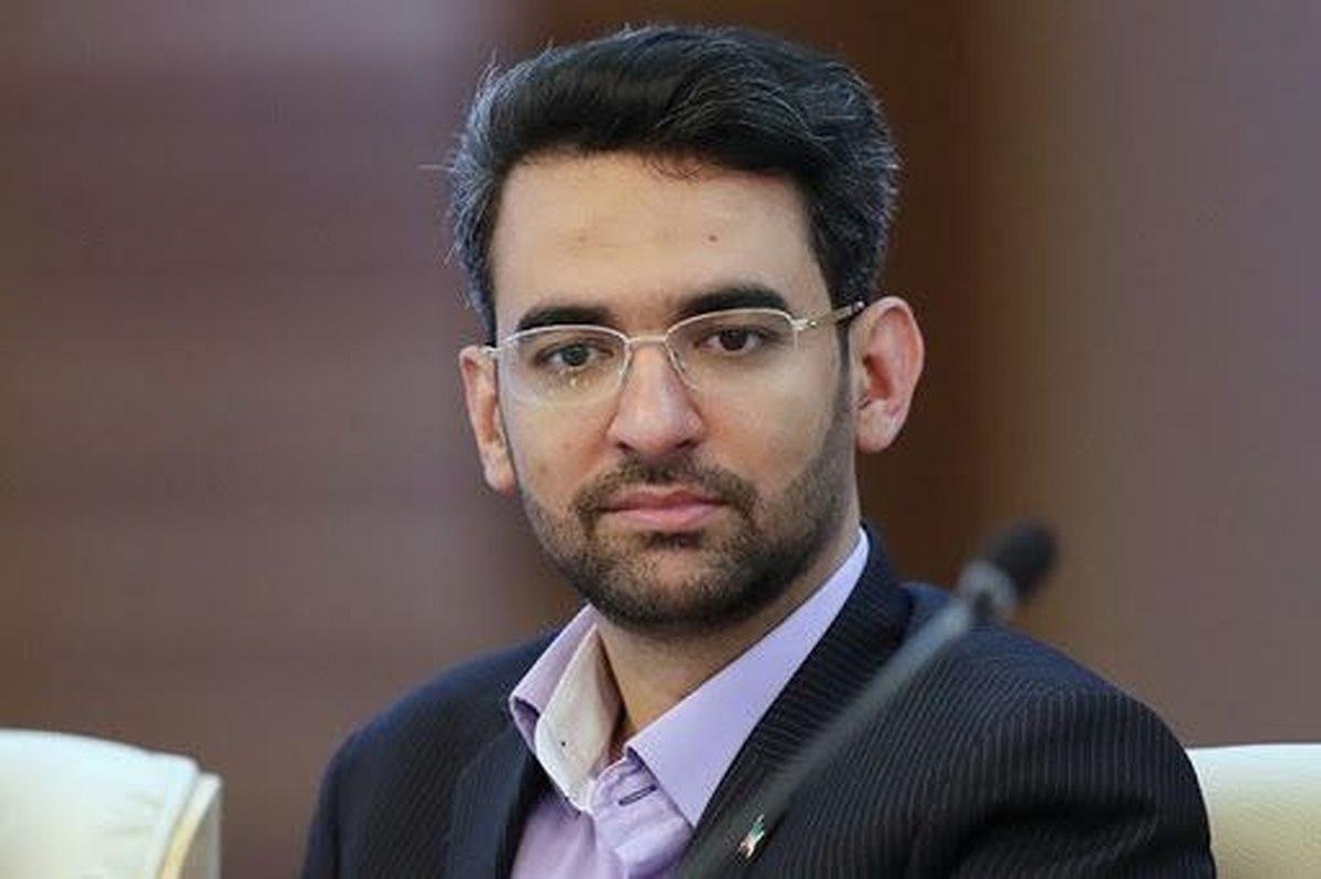 وزیر ارتباطات: تنها دو درصد جمعیت ایران به اینترنت دسترسی ندارند