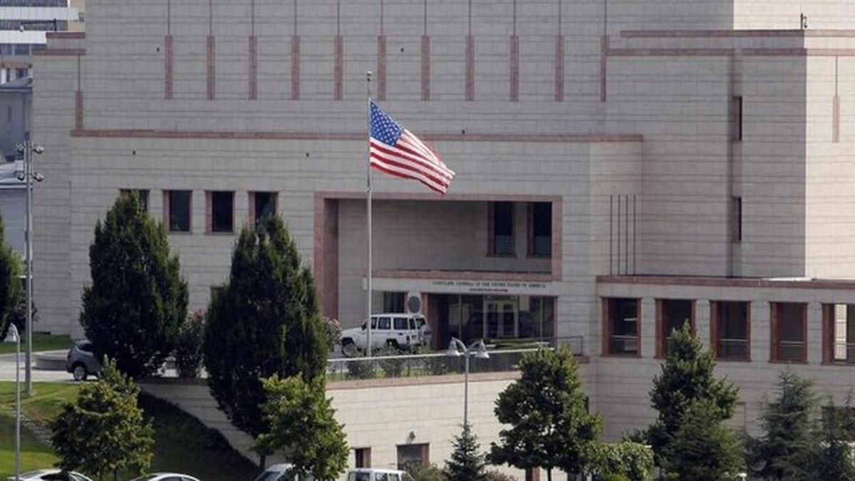 سفارت آمریکا  |    آزمایش یک سامانه دفاعی در بغداد
