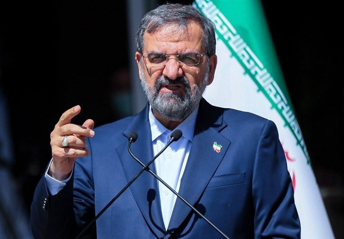 محسن رضایی از رئیسی جلو زد